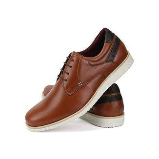 Sapato Oxford Masculino Comfort Nobuck Veneza