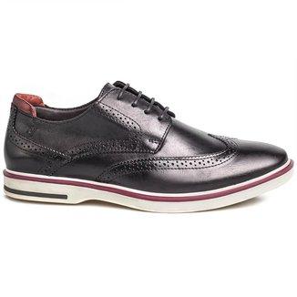 Sapato Oxford Masculino Rafarillo Couro Clássico