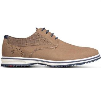 Sapato Oxford Rafarillo Masculino Couro Conforto Casual