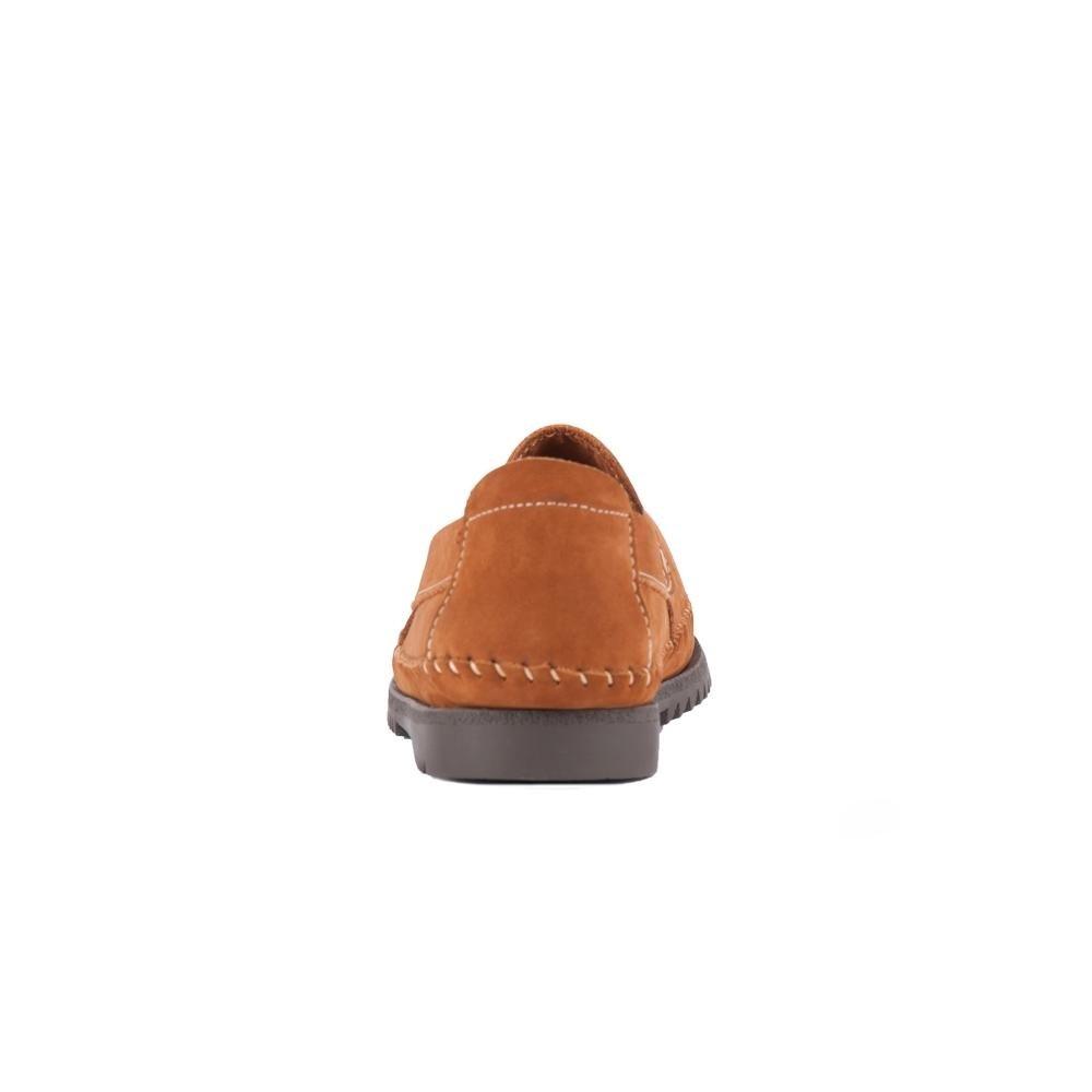 Sapato Marrom De Mocassim Pé Prata Sapato Pé 4q5xOO