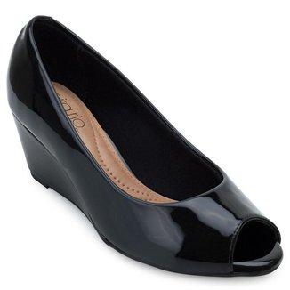 Sapato Peep Toe Beira Rio BR21-47911