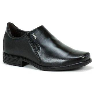Sapato Pegada Social Couro Masculino 22101
