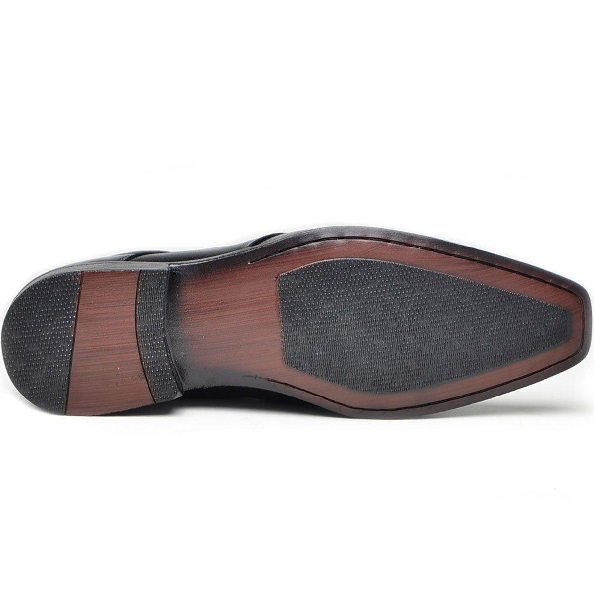 Sapato ProMais 0701A CO - Vinho