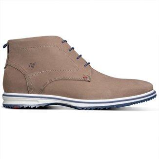 Sapato Rafarillo Liverpool Masculino Couro Conforto Casual