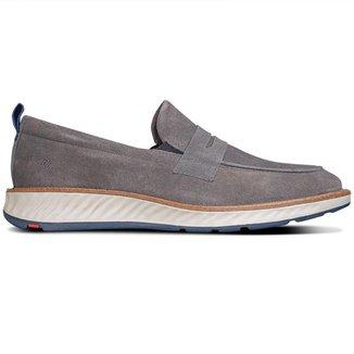 Sapato Rafarillo London Oxford Masculino Couro Casual