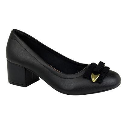 Sapato Renata Della Vechia Laço Feminino-Feminino