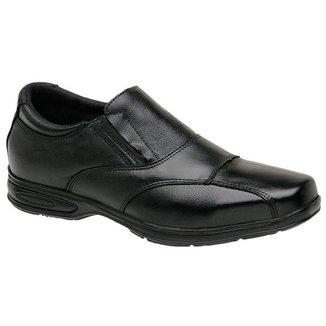 Sapato Sandalo Social Meducci Preto + Cinto