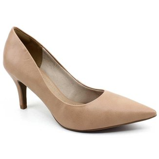 Sapato Scarpin Feminino Bebecê 7060-104