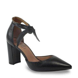 Sapato Scarpin Parô 1.187A com Amarração Feminino