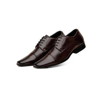Sapato Social 3ls3 Tamanho Especial Masculino