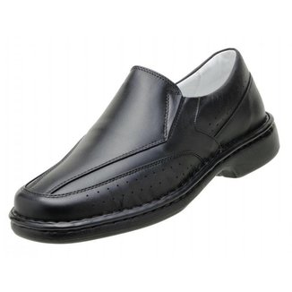 Sapato Social Asa Liso Masculino