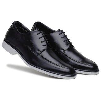 Sapato Social Bertelli Masculino Sola Branca