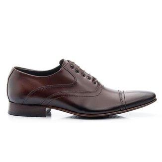 Sapato Social Bigioni Amarrar Masculino