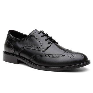 Sapato Social Brogue Belgica Masculino