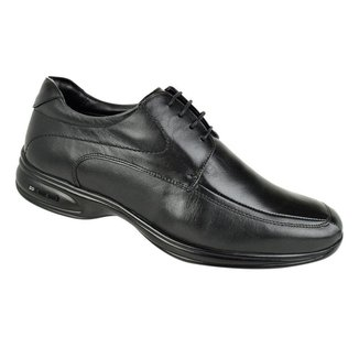 Sapato Social Cadarço Constantino Masculino  - PRETO 40