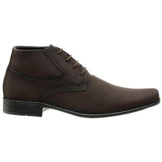 Sapato Social Casual Classico Masculino