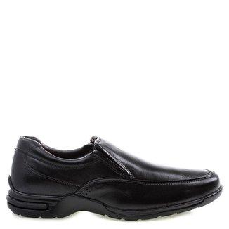 Sapato Social Cazzac Couro Masculino