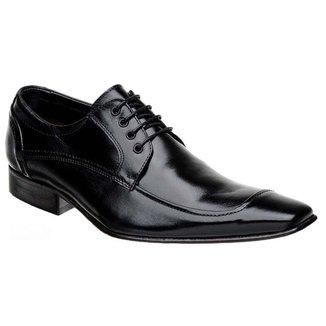 Sapato Social Clássico com Cadarço Bigioni
