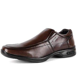 Sapato Social Comfort Masculino SF 2516 Marrom 39