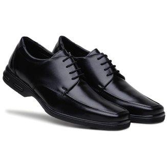 Sapato Social Confort Bertelli 80010 Masculino