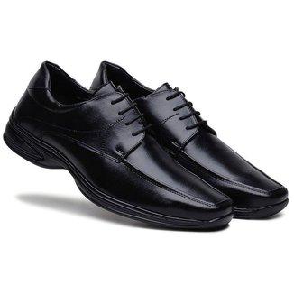 Sapato Social   Conforto Masculino