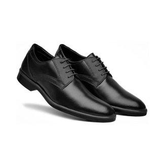Sapato Social   Conforto Solado Bicolor 45025 Masculino