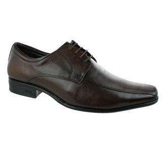 Sapato Social Constantino Dark Marrom 43