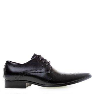 Sapato Social Constantino Elegance Preto 37