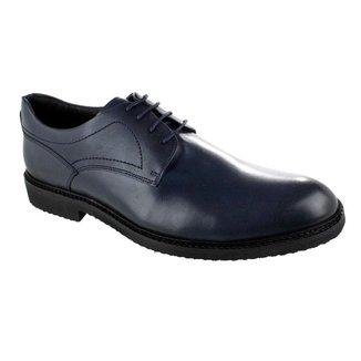 Sapato Social Constantino Premium Navy - Marinho 42