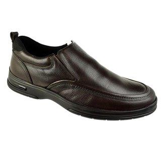 Sapato Social Constantino Sociable Marrom Masculino 43