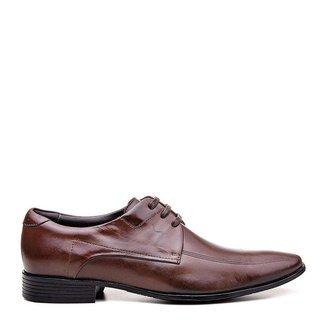 Sapato Social Couro  Amarrar Masculino Mariner