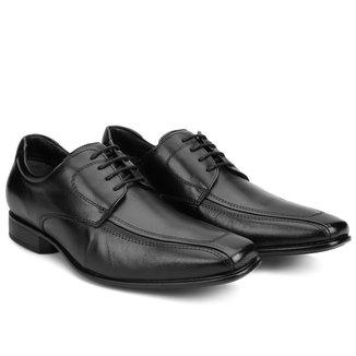 Sapato Social Couro Democrata Clide