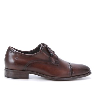 Sapato Social Couro Democrata Madison Hi-Soft 32 Masculino