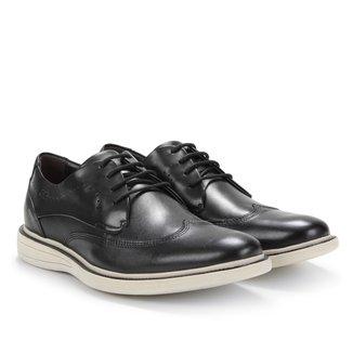 Sapato Social Couro Democrata NP Masculino