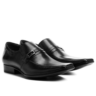 Sapato Social Couro Democrata Premier