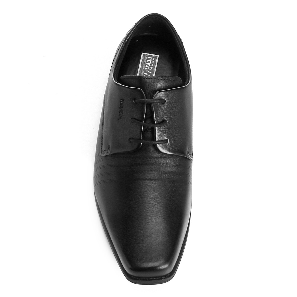 Sapato Ferracini Masculino Social Social Couro Couro Amarração Amarração Ferracini Sapato Preto Preto Masculino Sapato gdfBqvxS