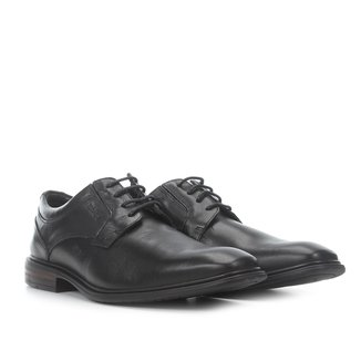 Sapato Social Couro Ferracini Londres Masculino