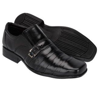Sapato Social Couro Leoppé Masculino