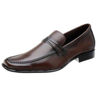 Sapato Social Couro Mah Sydney Gravata Masculino