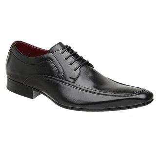 Sapato Social Couro Malbork Sola Masculino