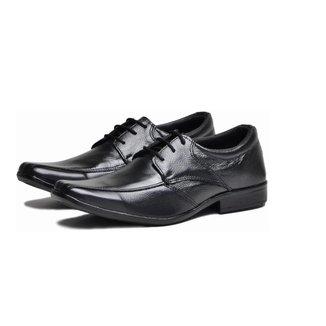 Sapato Social Couro Masculino Kipasso Confortável Original