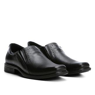 Sapato Social Couro Pegada Anilina