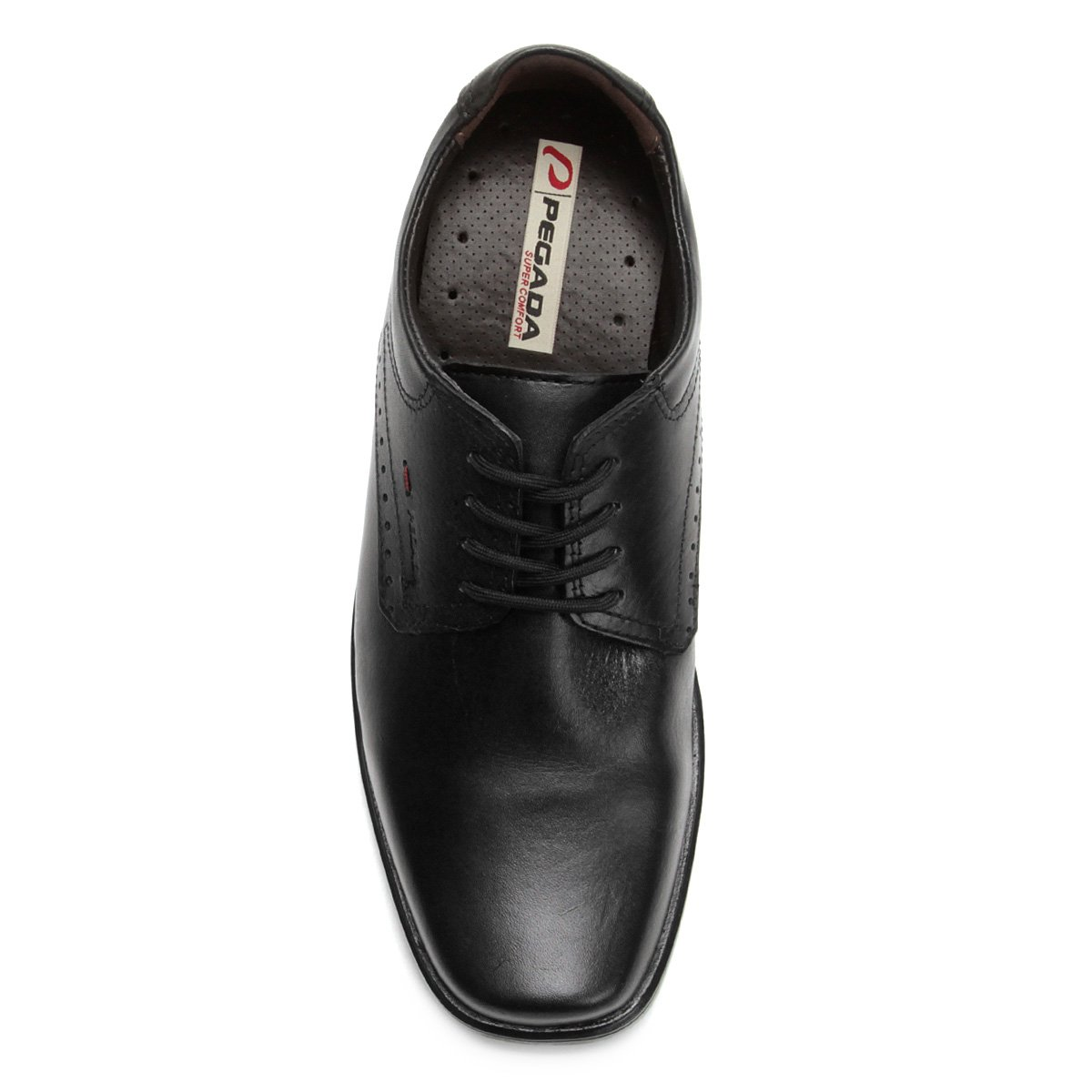 Brogues Preto Brogues Sapato Sapato Social Sapato Social Couro Couro Pegada Preto Pegada 7x4H76nZ