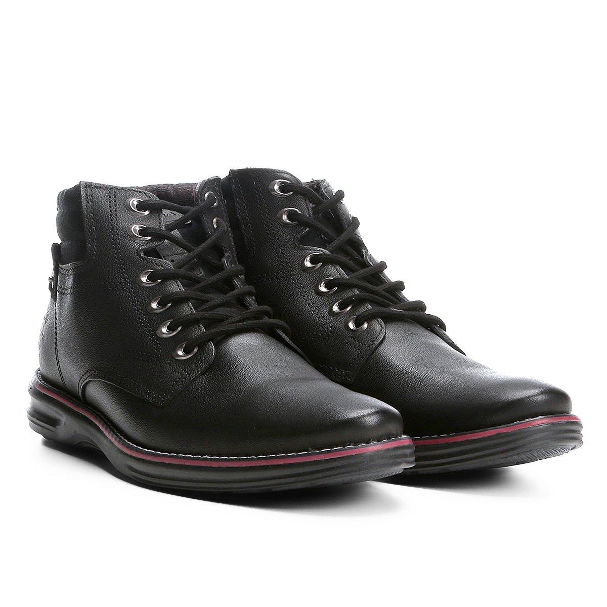 7ce9301cd5 Menor preço em Sapato Social Couro Pegada Masculino - Preto