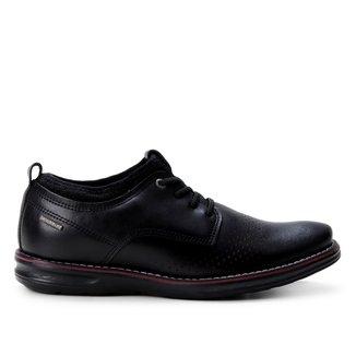 Sapato Social Couro Pegada Masculino