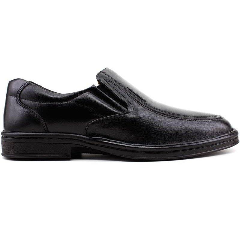 b2a3e10fc Sapato Social Couro Pipper 26505 Masculino - Preto - Compre Agora ...