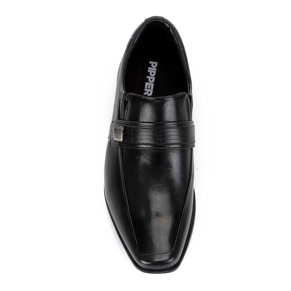 Couro Duke Preto Social Sapato Masculino Sapato Duke Masculino Sapato Couro Pipper Preto Social Pipper 6Xr6zqw