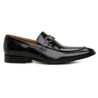 Sapato Social Couro Preto Premium 58850