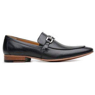 Sapato Social Couro Preto Premium Veg 58850