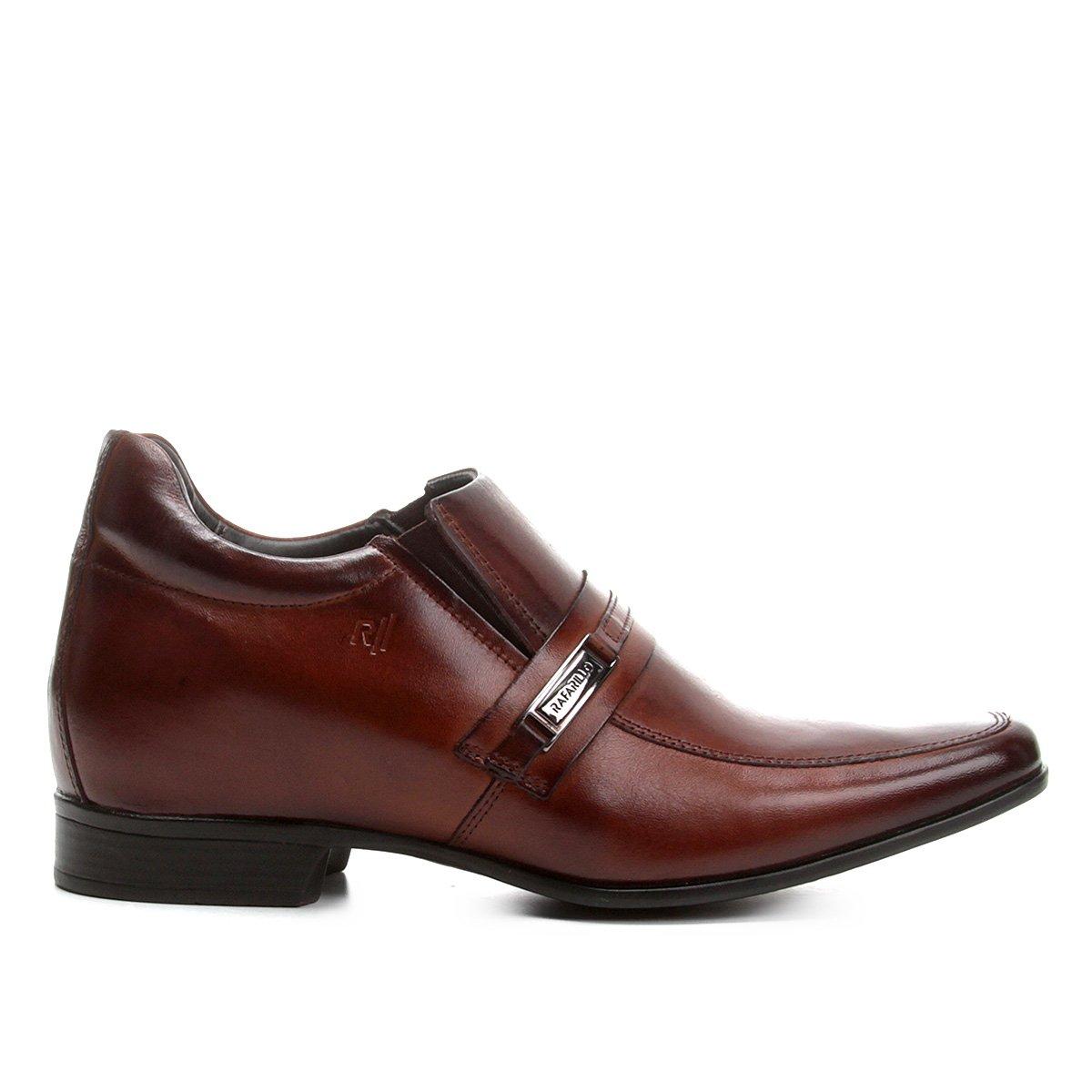 Sapato Masculino Couro Social Las Marrom Vegas Rafarillo Escuro Sapato Social 5qTxAA